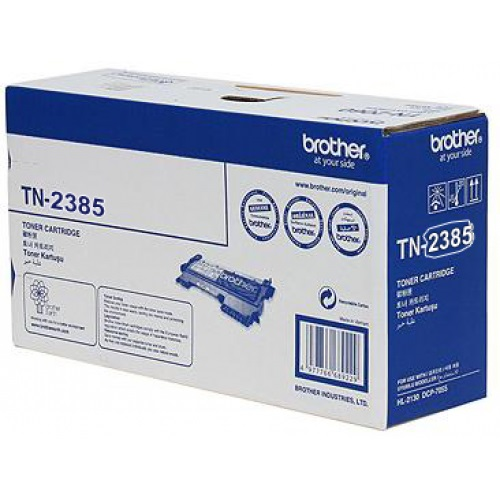 Mực in Brother TN-2385 Black Toner Cartridge (TN-2385)