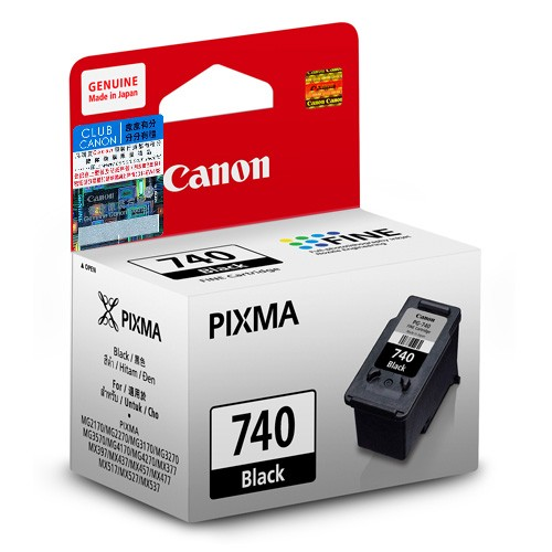Mực in Canon Pixma MG2270 Black Ink Cartridge (PG-740)
