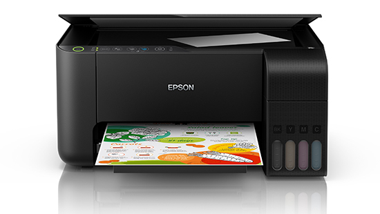 Máy in Epson EcoTank L3150 Wi-Fi All-in-One Ink Tank Printer