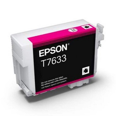 Mực in Epson T763300 Magenta Ink Cartridge (C13T763300)