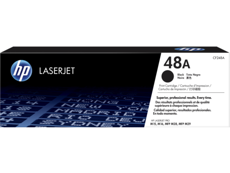 Mực in HP 48A Black Original LaserJet Toner Cartridge (CF248A)