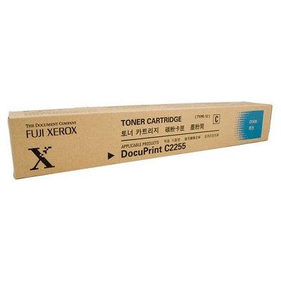 Mực Photocopy Fuji Xerox DocuPrint C2255 Cyan Toner Cartridge (CT201161)