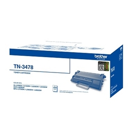Mực in Brother MFC-L6900dw Black Toner Cartridge (TN-3478)