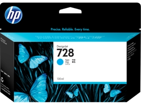 Mực in HP DesignJet T830 Cyan DesignJet Ink Cartridge (F9J67A)