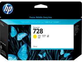 Mực in HP DesignJet T830 Yellow DesignJet Ink Cartridge (F9J65A)